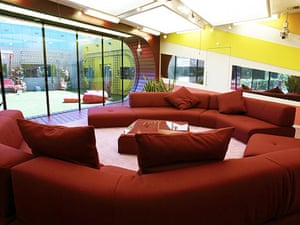 Big Brother house: Big Brother 10. The living room