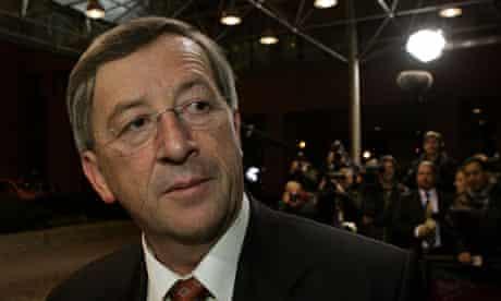Jean-Claude Juncker eurobond