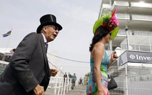 Epsom Derby 2010: Well dressed