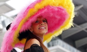 Epsom Derby 2010: Great hat