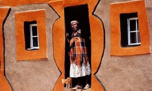 Matsieng village, Lesotho