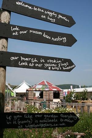 Hay festival: This way