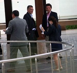 Bilderberg delegates: Bilderberg delegates
