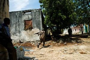 The invisible war : Mogadishu frontline against al-Qaeda