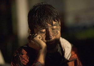 Guatemala volcano: Cameraman Byron Secaida