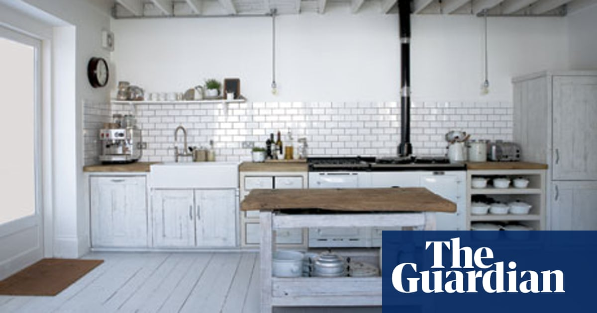 Interiors The 21st Century Industrial Kitchen Homes The Guardian