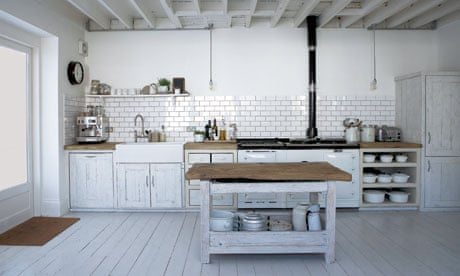 Interiors: The 21st-century industrial kitchen look | Life and style ...