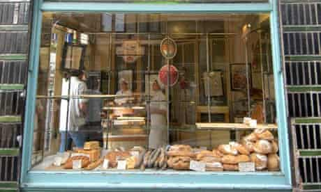 A boulangerie