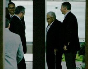 Bilderberg power gallery: Henry Kissinger, diplomat, strategist, Nobel laureate