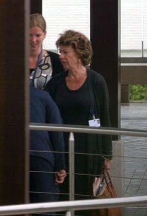 Bilderberg power gallery: Neelie Kroes, Dutch politician