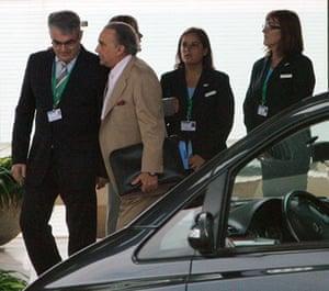 Bilderberg power gallery: Gustavo Cisneros, Cisneros Group