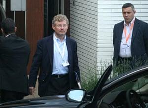 Bilderberg power gallery: Jacob Wallenburg, director of Coca-Cola, banker, industrialist