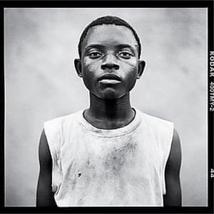 Congo: 50 years, 50 lives: Congo: Amis John
