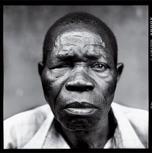 Congo: 50 years, 50 lives: Congo: Baonga Jerome