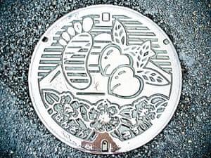 Drainspotting in Japan: Hanzan, Marugame City, Kagawa