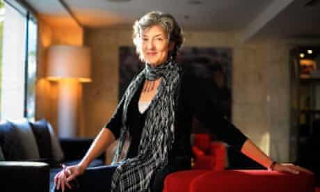The Lacuna author Barbara Kingsolver