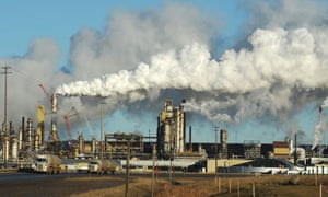 oil sands extraction