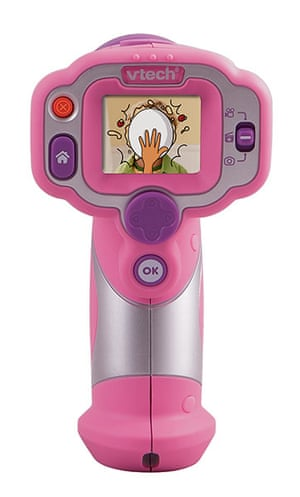 Top Christmas Toys: VTech Kidizoom video camera