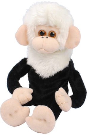 Top Christmas Toys: Dave the funky monkey