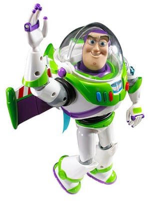 Top Christmas Toys: Jet pack Buzz Lightyear