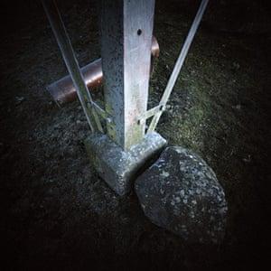 Pylon Poems: I Spy Pinhole Eye 'From Mars' poem by Phillip Gross