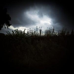 Pylon Poems: I Spy Pinhole Eye 'Sonnet, Interrupted' poem by Phillip Gross