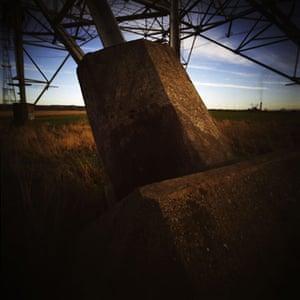 Pylon Poems: I Spy Pinhole Eye 'The Twentieth Century' poem by Phillip Gross
