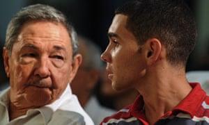 Raul Castro, Elian Gonzalez