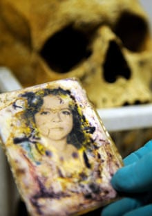 Colombian forensic pictures