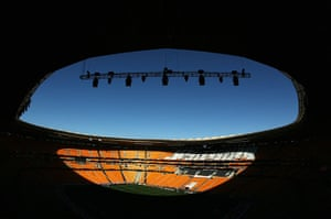 sport: Netherlands v Spain: 2010 FIFA World Cup Final