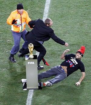 footy: Netherlands vs Spain