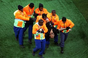 footy: Netherlands v Spain: 2010 FIFA World Cup Final