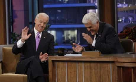 Joe Biden on Jay Leno