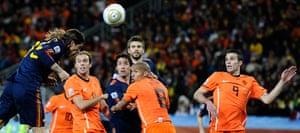 footie: Spain's Sergio Ramos