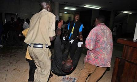 Man injured in Kampala bomb blasts