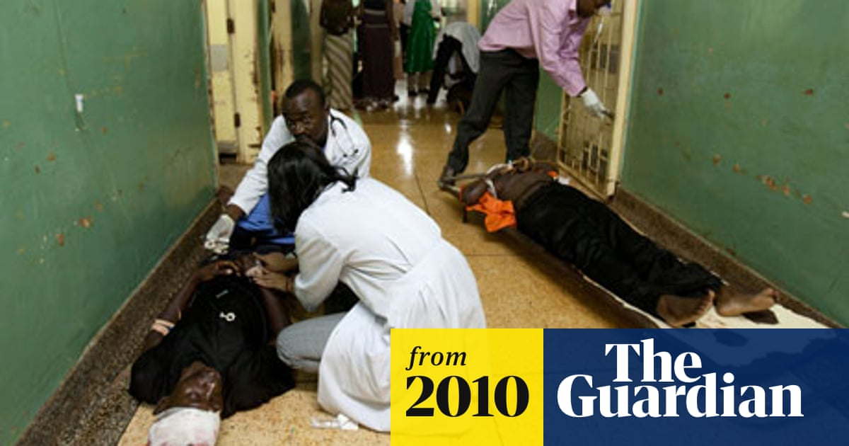 Uganda bomb blasts kill at least 74 | World news | The Guardian