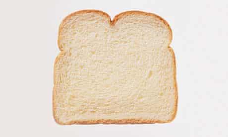 Cheap white bread