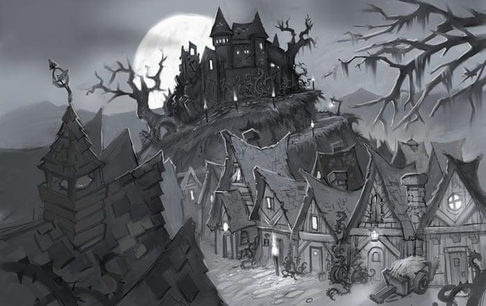 World Of Warcraft Catalcysm Concept Art Collection
