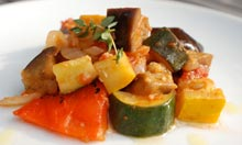 Provence cookery school ratatouille
