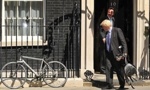 Johnson meets Cameron