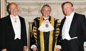 Annual Lord Mayor's dinner for Her Majesty's judges