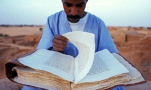 mauritania books