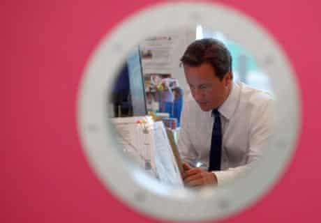David Cameron PC