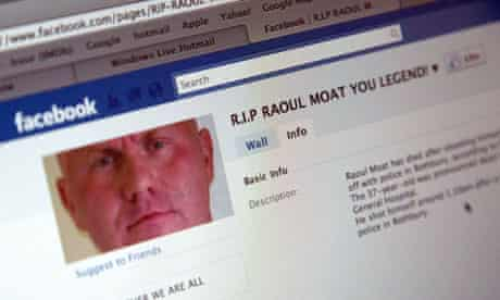 Roaul Moat facebook group