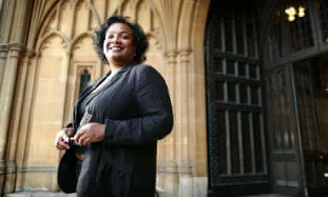 The Labour Leadership Candidate Portraits - Diane Abbott