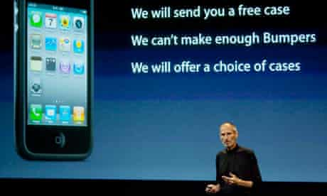 Apple iPhone 4 conference