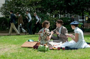 The Chap Olympiad: Chap Olympiad picnic