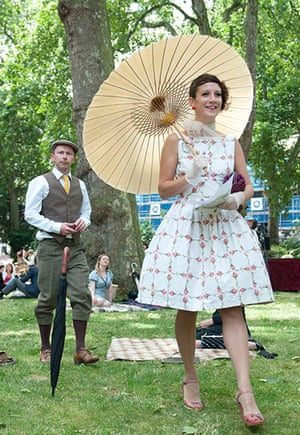 The Chap Olympiad: The Chap Olympiad guests