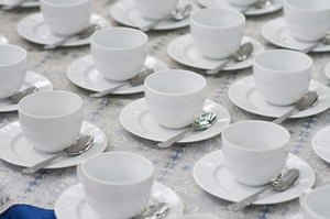 The Chap Olympiad: Chap Olympiad teatime
