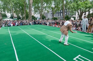 The Chap Olympiad: The Chap Olympiad cucumber sandwich discus